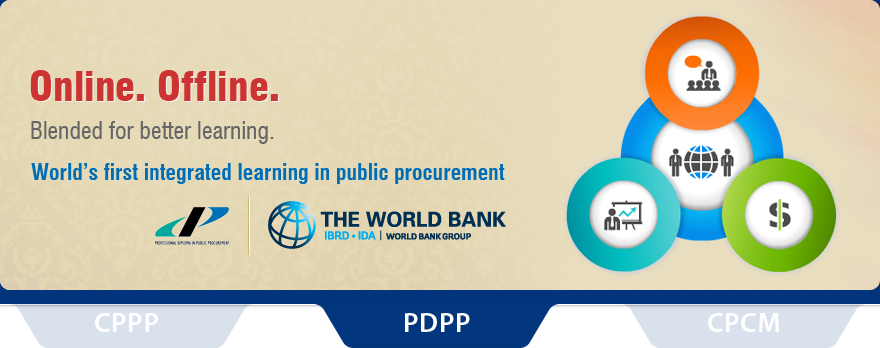 World's first integrated learning in public procurement