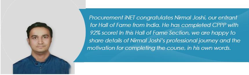 Nirmal Joshi